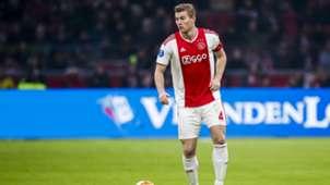 Matthijs de Ligt Ajax 12162018