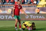 المغرب - ناميبيا نور الدين أمرابط