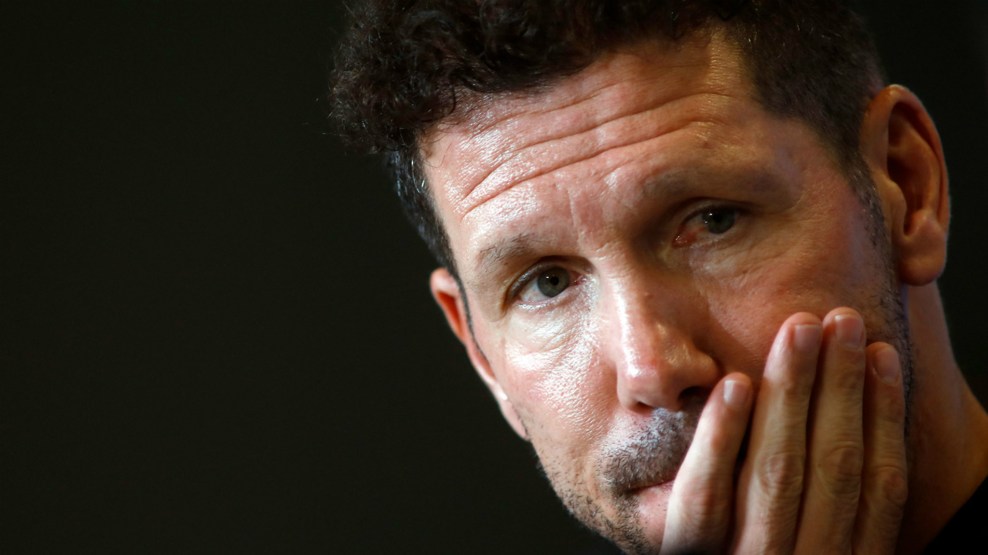 Diego Simeone Atletico Madrid