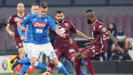تقرير مباراة نابولي v تورينو. 17/2/2019، الدوري الإيطالي - الدرجة الأولى