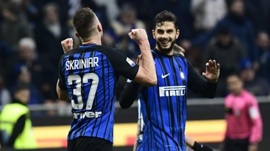Milan Skriniar Andrea Ranocchia Inter