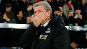 Roy Hodgson Crystal Palace Manchester United Premier League