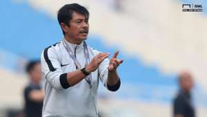 Coach Indra Sjafri U23 Indonesia