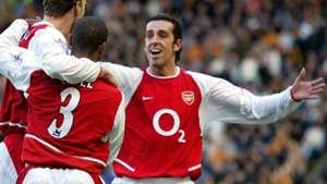 Edu Gaspar Arsenal 2004