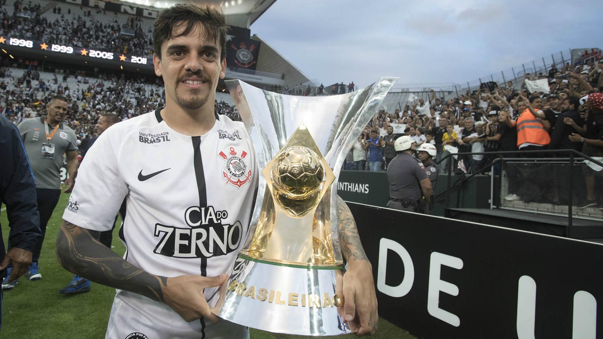 Fagner - Corinthians - 26/11/2017