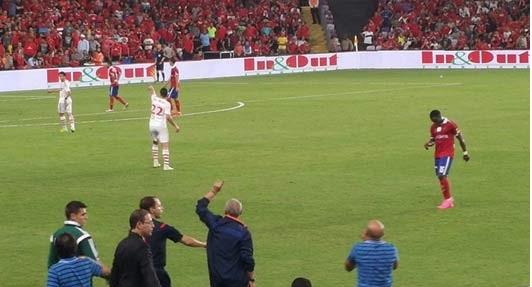 جوسفالدو فيريرا أمام الأهلي