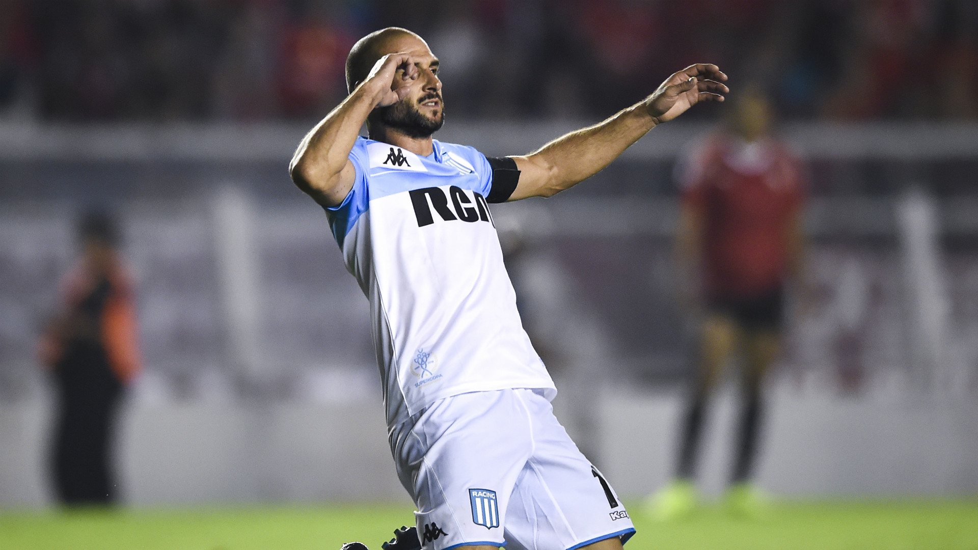 Lopez Independiente Racing Superliga Fecha 20 23022019