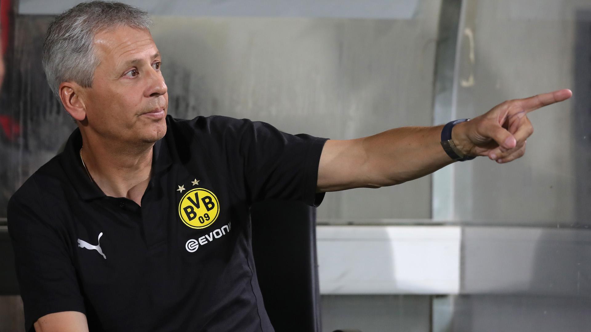 Lucien Favre Dortmund 20082018