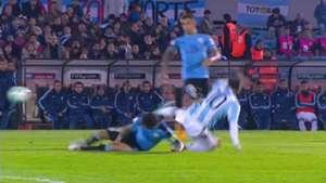 Messi Gonzalez Uruguay Argentina Eliminatorias Sudamericanas Fecha 15 31082017