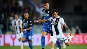 Paulo Dybala Empoli Juventus