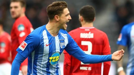 RB Leipzig ist wohl an Niklas Stark vom Hertha BSC interessiert