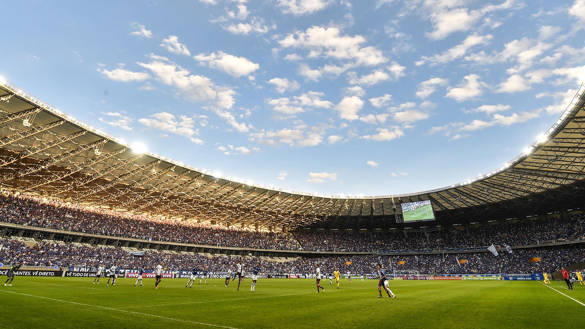 Estadio Mineirao Cruzeiro Flamengo 16072017