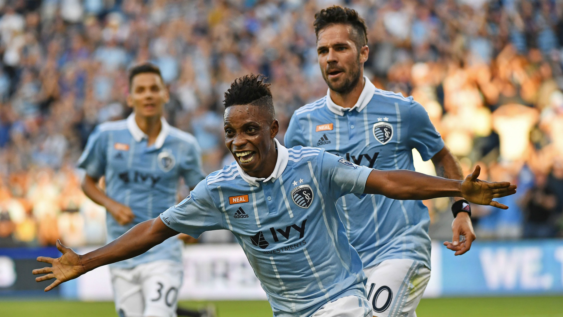Latif Blessing MLS Sporting KC 07292017