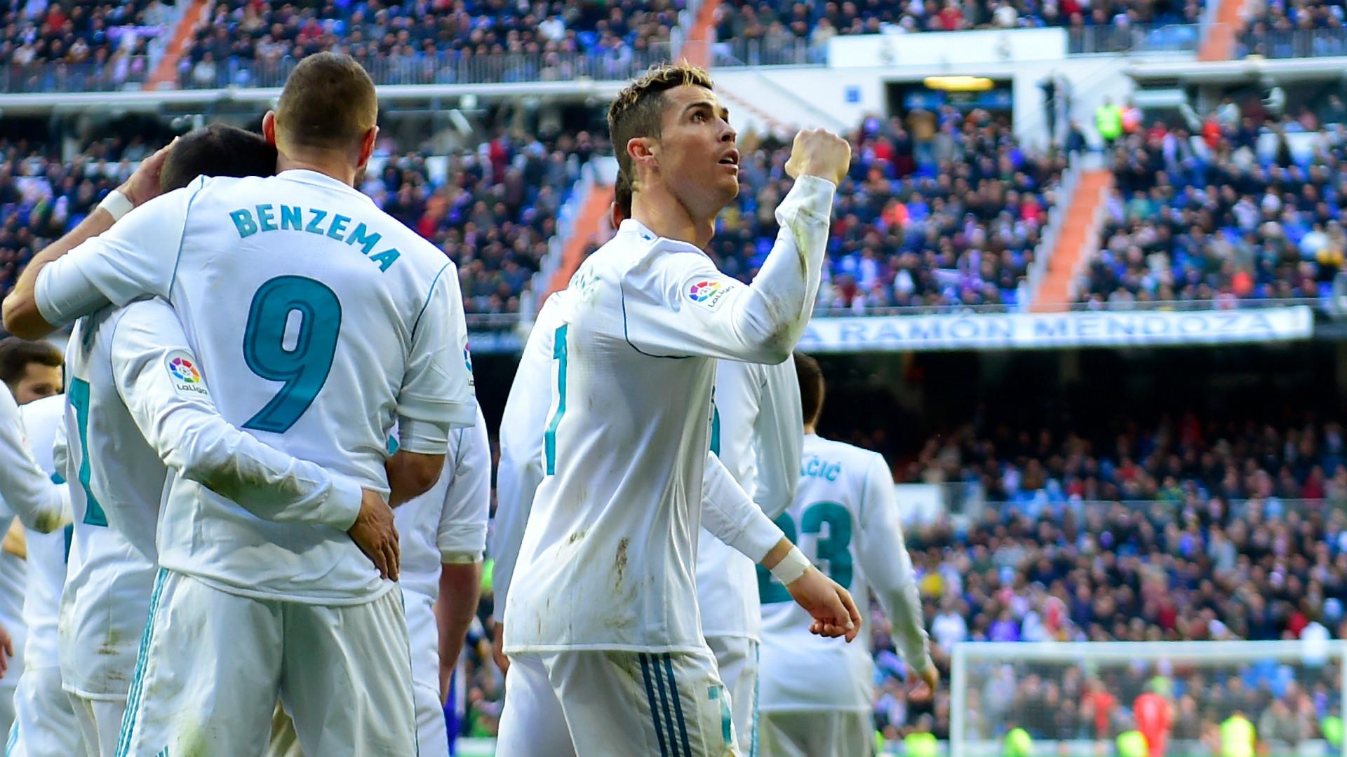 Cristiano y Keylor regresan a una lista con cinco bajas para Zidane