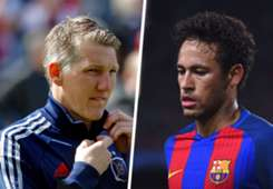 GFX Bastian Schweinsteiger Neymar