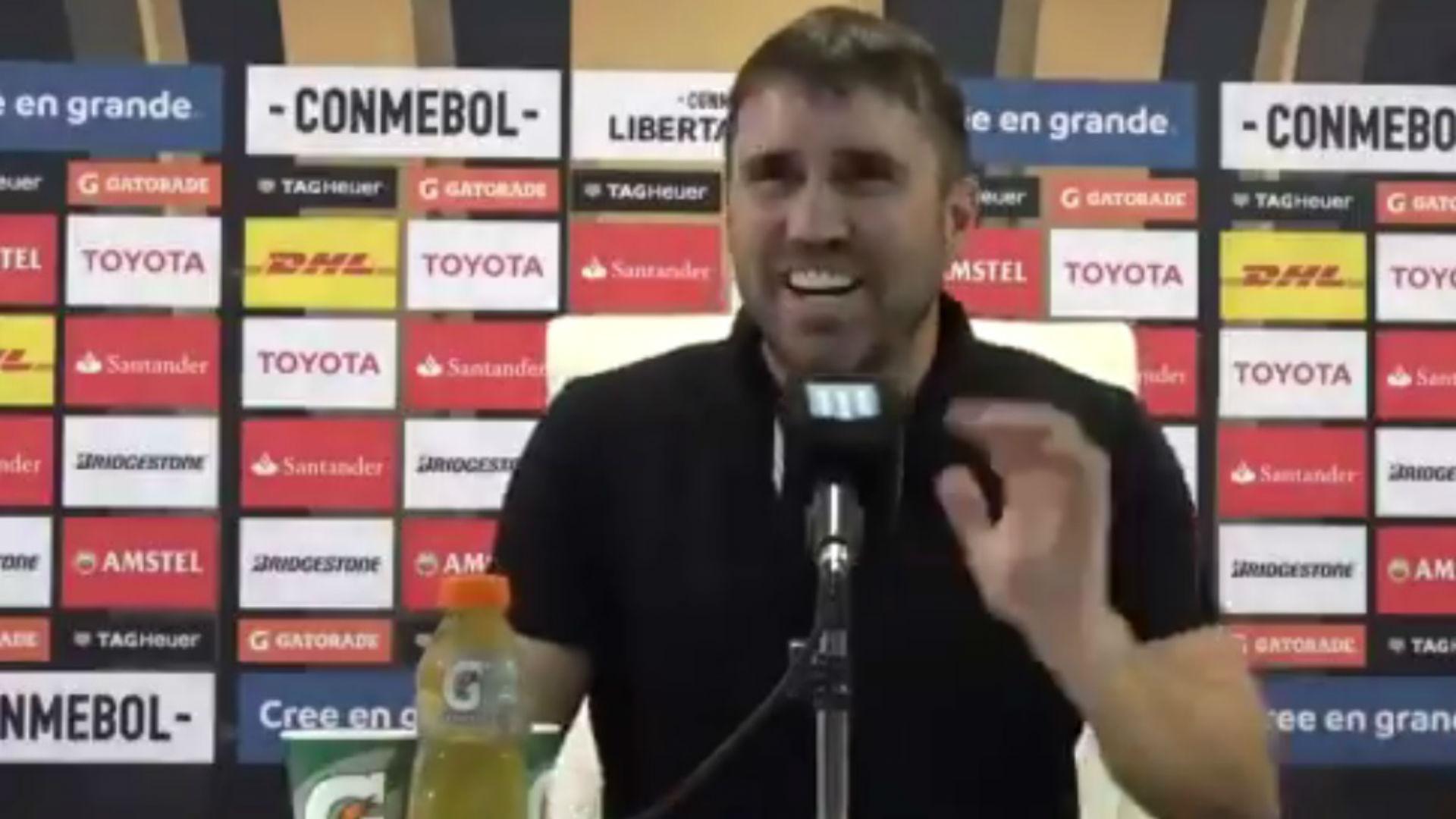 Racing U de Chile Copa Libertadores