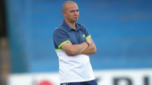 Nakumatt coach Melis Medo.j
