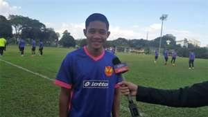 Evan Dimas Darmono, Selangor, 03022018