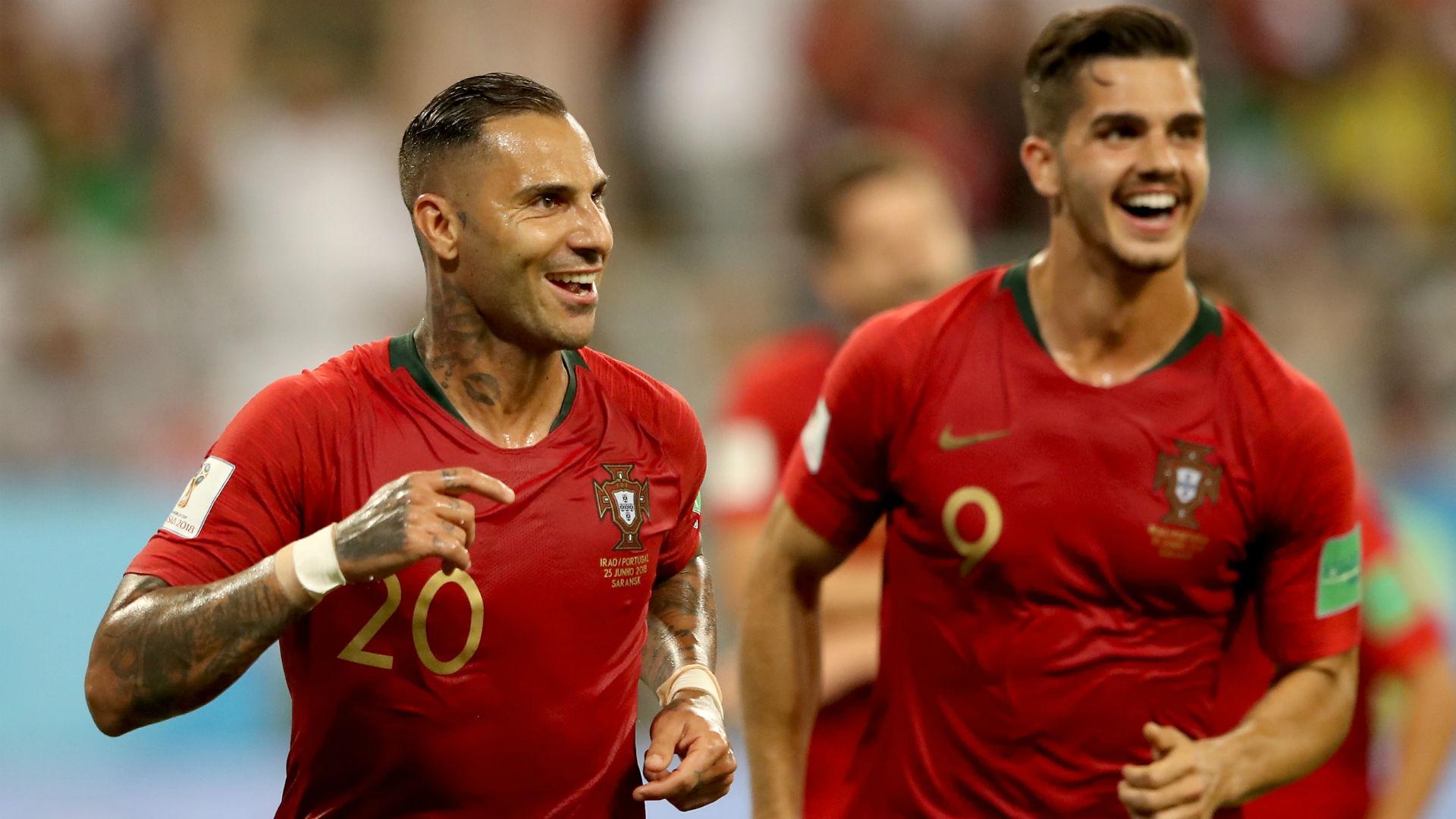 Quaresma André Silva  Portugal Irã Copa do Mundo 25 06 2018