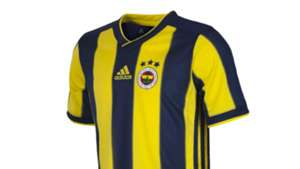Fenerbahce home kit 2018-19