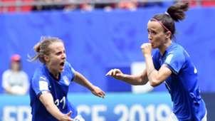 Barbara Bonansea Italy Women's World Cup 2019