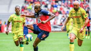Osimhen left frustrated as Doumbia scores for Stade de Reims against Lille