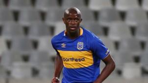 Kwanda Mngonyama, Cape Town City, April 2018