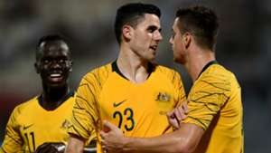 Socceroos Tom Rogic