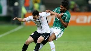 Thiago Santos Rodriguinho Palmeiras Corinthians Brasileirao Serie A 12072017