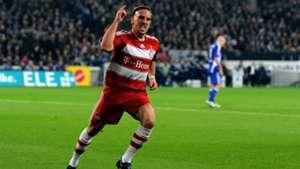 Franck Ribery FC Bayern München 2008