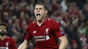 James Milner Liverpool 2018-19