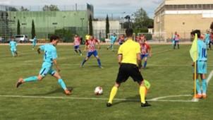 Barcelona Sporting Gijon Copa Campeones