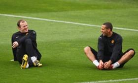 Wayne Rooney - Rio Ferdinand