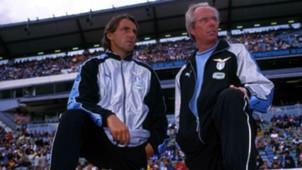 Roberto Mancini Sven Goran Eriksson