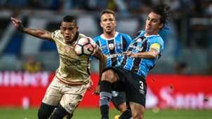 Geromel Jonatan Alvez Gremio Barcelona SC Copa Libertadores 01112017