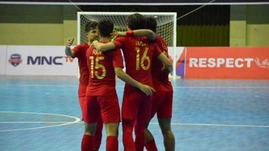 Timnas Futsal Indonesia Piala AFF Futsal 2018