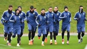 Argentina training 20032018