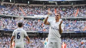 Pepe Real Madrid La Liga