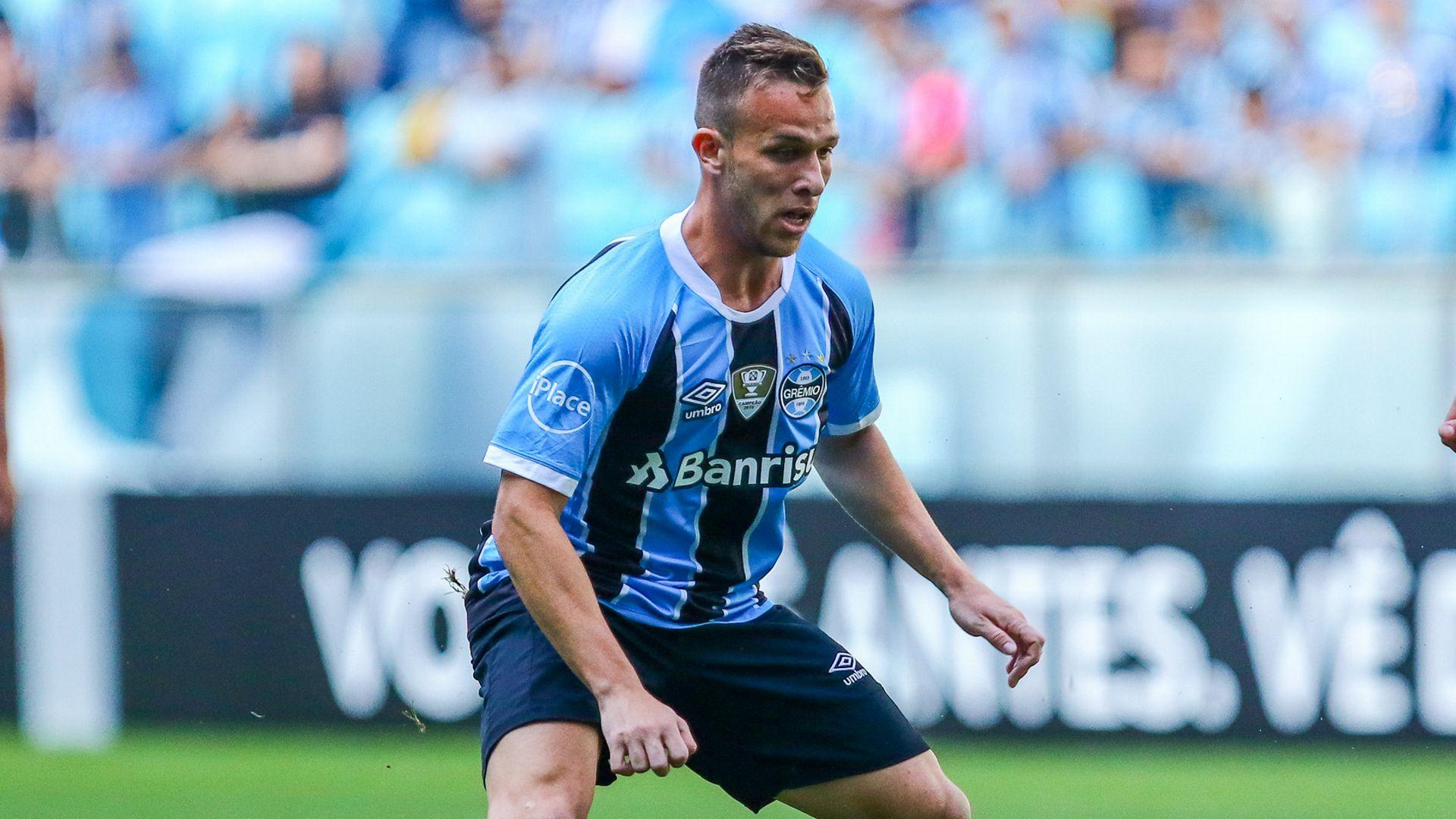 Arthur Gremio Sport Recife Brasileirao Serie A 02092017