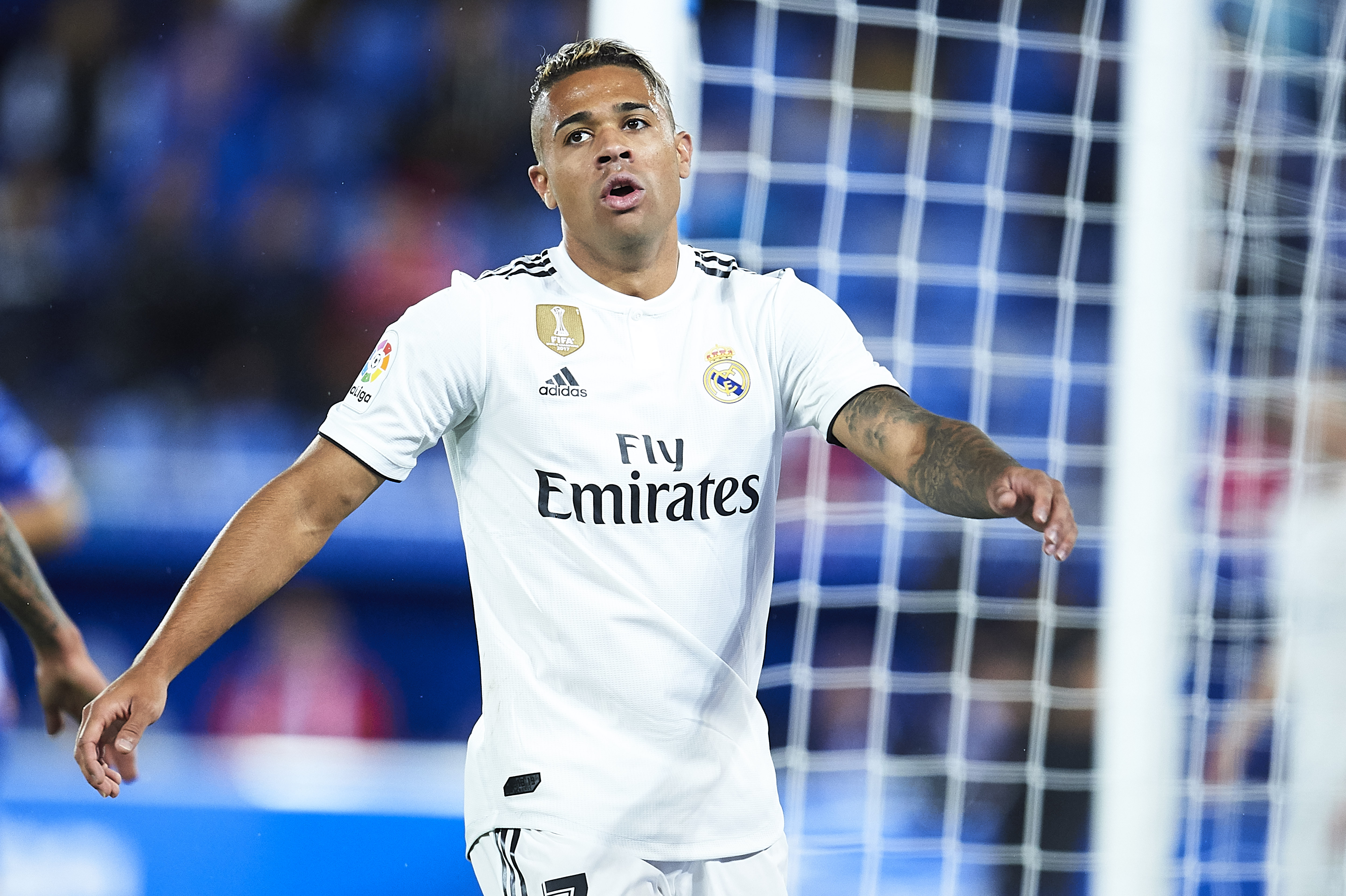 MARIANO DIAZ ALAVES REAL MADRID LALIGA