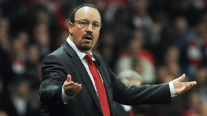 Rafael Benitez Liverpool Premier League
