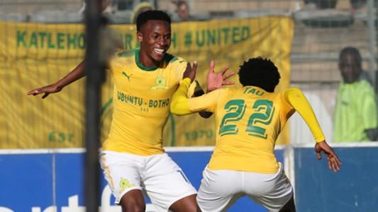 Mamelodi Sundowns, Themba Zwane & Percy Tau