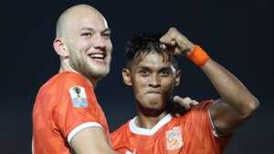 Jan Lammers & Lerby Eliandry - Borneo FC