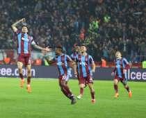 Jose Sosa Goal Celebration Trabzonspor Fenerbahce Turkish Super League 11/25/18