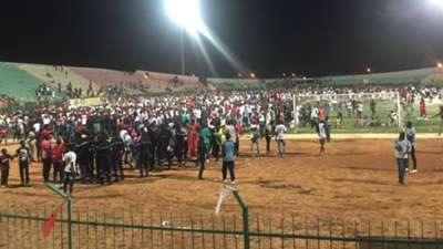 Copa de Senegal Tragedia 15072017
