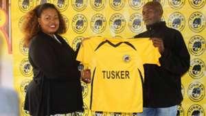David Mwangi of Tusker