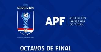 Copa Paraguay (Paraguay) 21-10-18