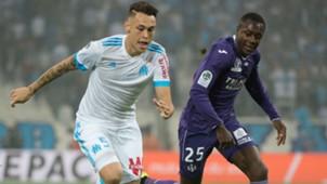 Lucas Ocampos Giannelli Imbula Marseille Toulouse Ligue 1 24092017