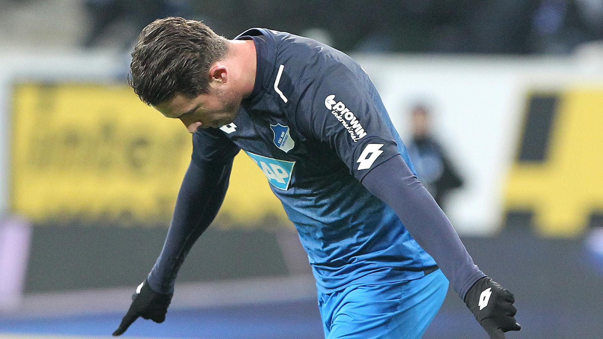 Fußball: Mark Uth im Sommer von Hoffenheim zu Schalke