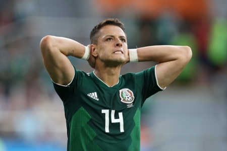 1fdf20e19 What happened to Mexico  El Tri narrowly move on in World Cup on wild night  in Group F